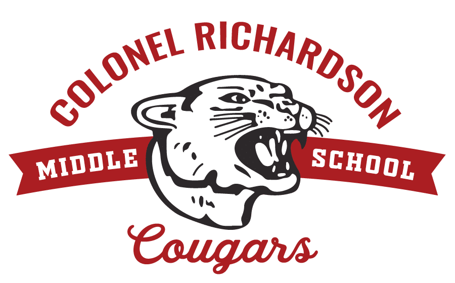 Colonel Richardson Middle School Cougars
