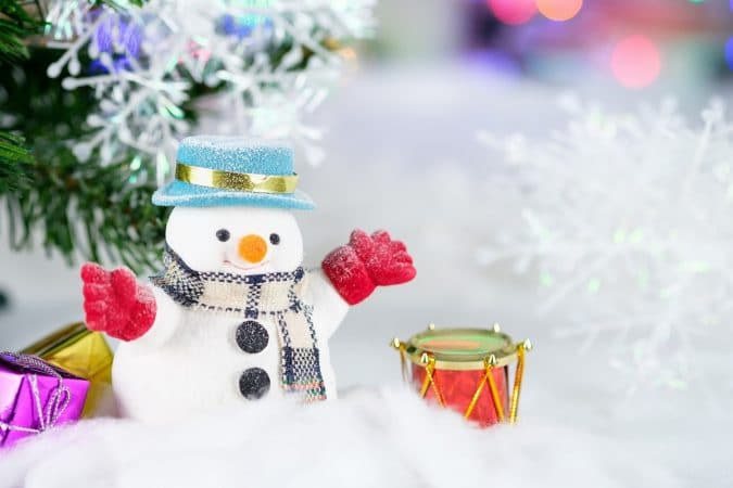 Snowman Image for CRMS Holiday Spirit Week